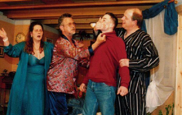 2003 Besuch aus Übersee